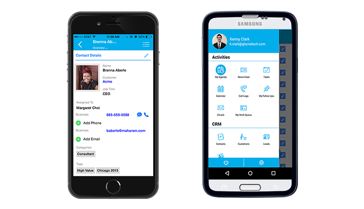 Free Crm App For Iphone