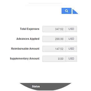 expense reimbursement tracking