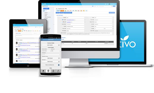 Mobile Invoice App